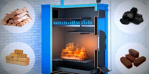 Какое топливо выбрать для отопления?