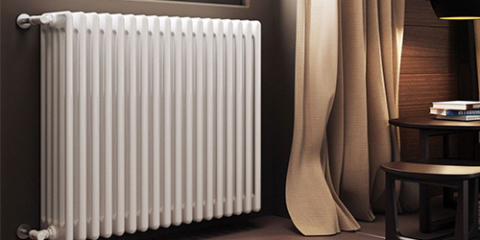 Свойства и монтаж радиаторов отопления.