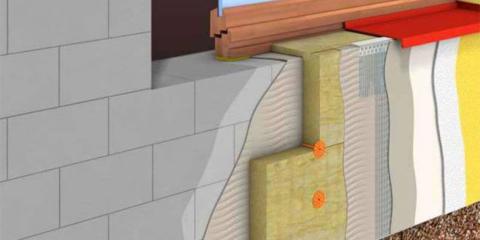 Энергосберегающая стена — что это такое?
